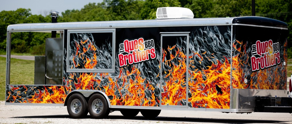 BBQ Concession Trailer - Custom Food Truck Builder | Food Trucks For ...