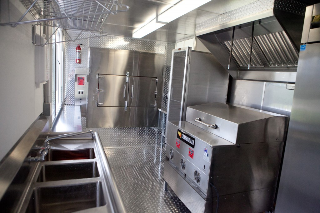Bbq Concession Trailer Custom Food Truck Builder Food