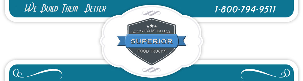 Food Trucks For Sale | Custom Food Truck Builder logo